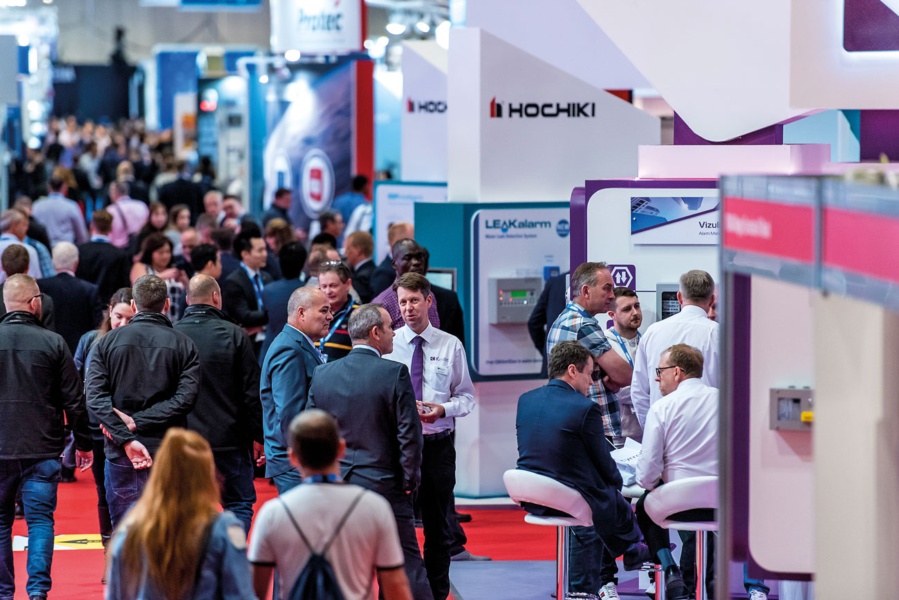 FIREX International 2019 saw a 4% increase in visitors from last year.