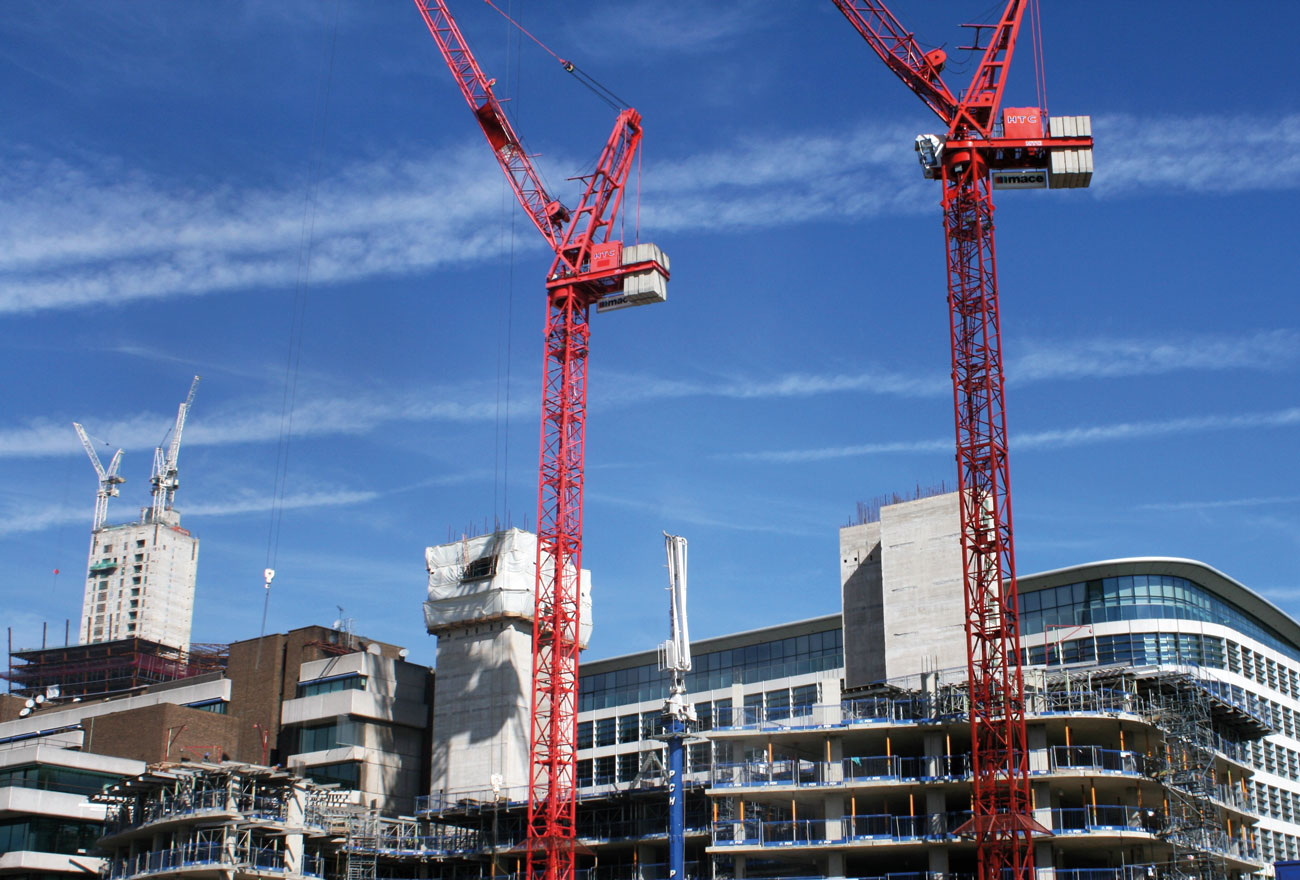 With uncertainty about which construction sites can remain open, UK construction-industry activity in March 2020 was reported to have fallen to its lowest level since April 2009.
