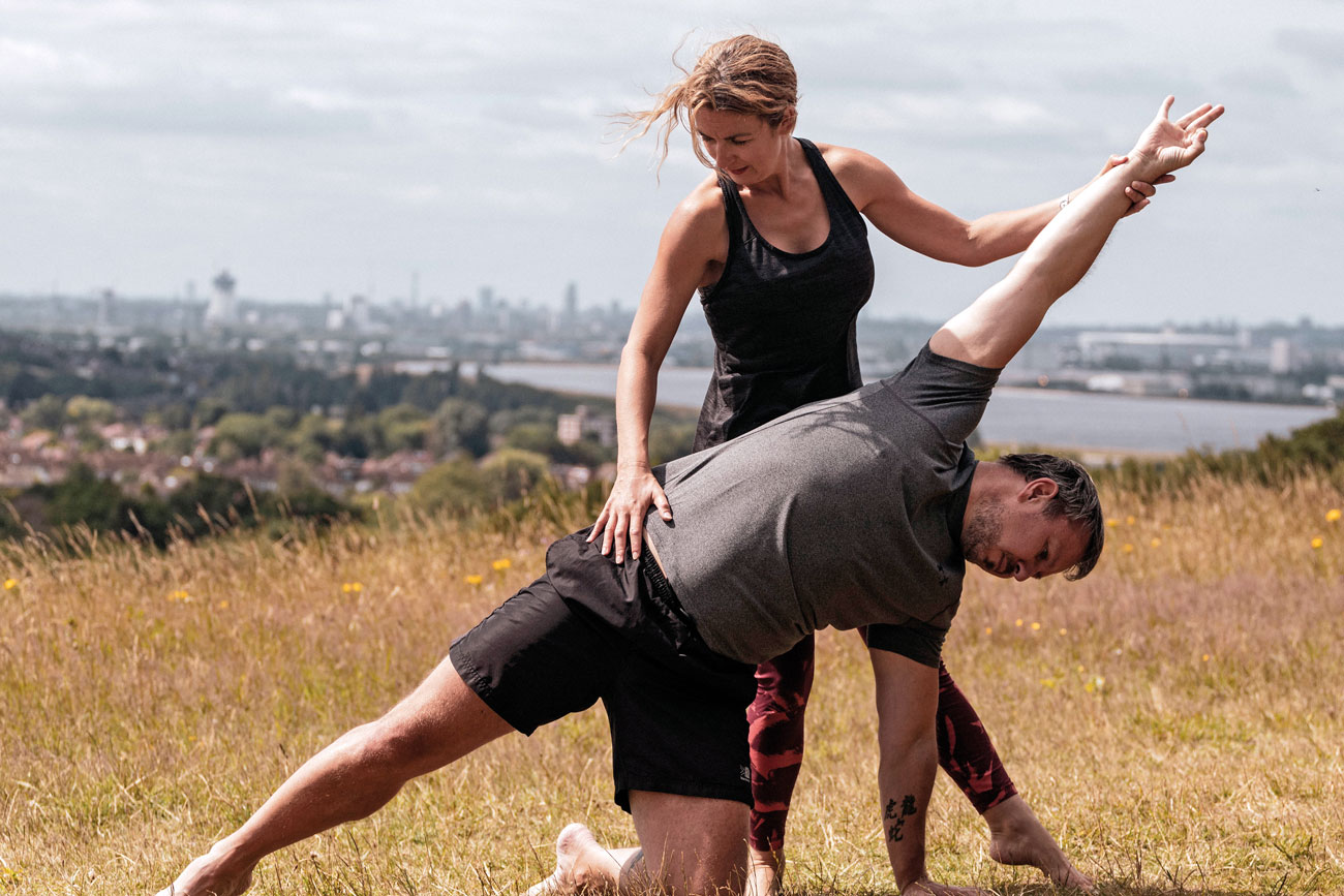 Finding the right instructor is essential to maximise the benefits that yoga offers.