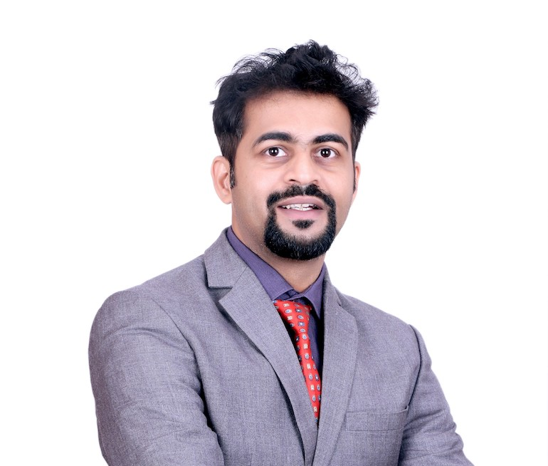 GFE appoints Sudeep Dalvi as Technical Support Engineer. (Global Fire Equipment)