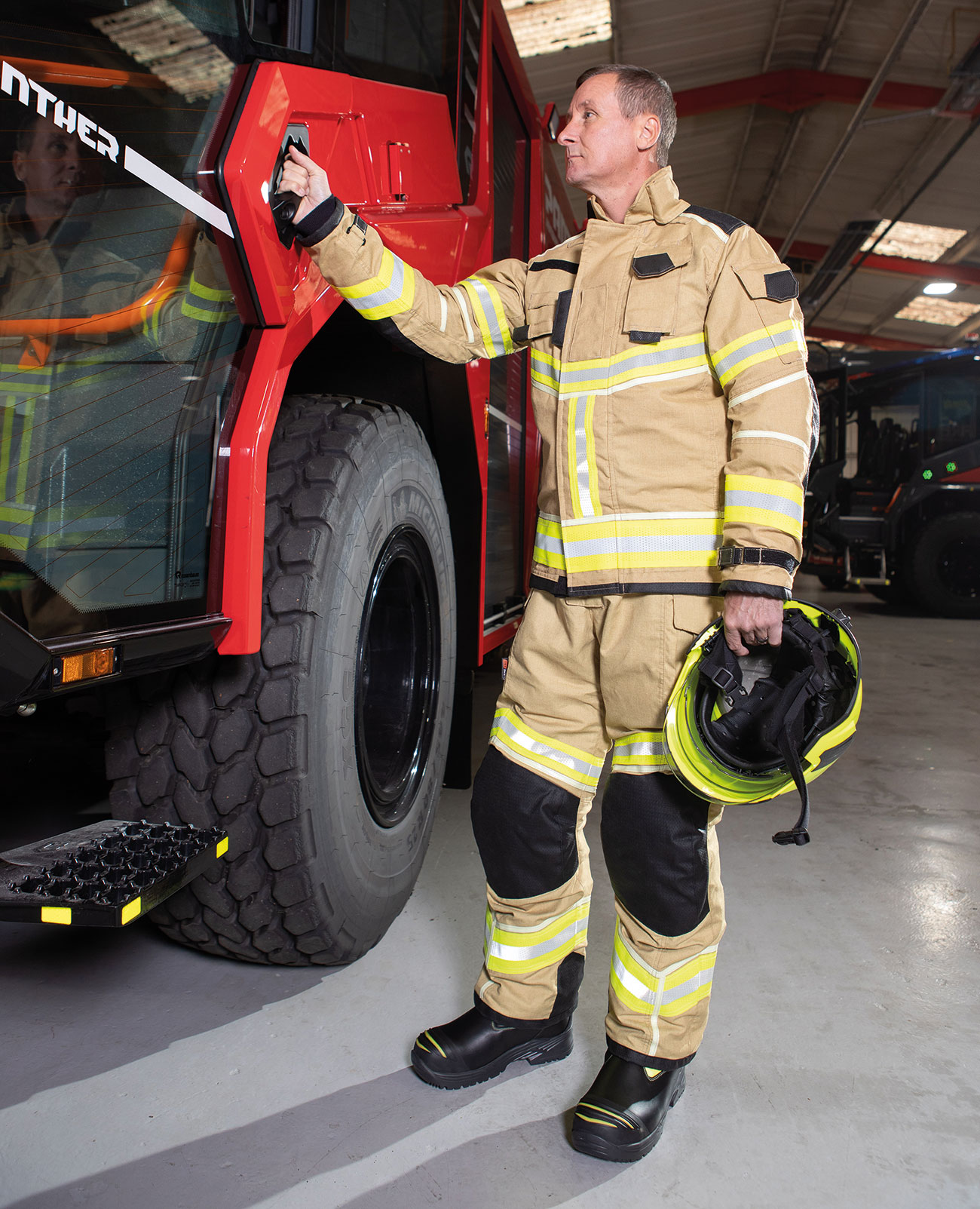 FlamePro has announced the launch of its new Valiant structural fire suit, designed to ensure firefighters no longer have to compromise between comfort and protection.