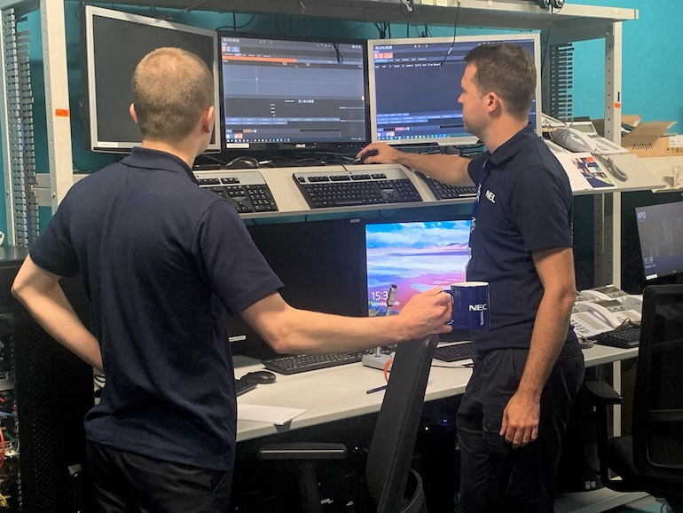 NEC Software Solutions has launched its new Computer Aided Dispatch (CAD) product, named Dispatch, to revolutionise the dispatch of emergency services teams. (NEC)